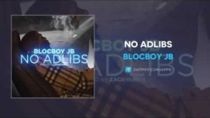 Blocboy JB - No Adlibs